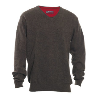 Brighton Knit V-neck